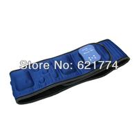 New Hot TK-519MH Body Bulding Weight Loss Slimming Massager Fat Burning 9-Mode Vibrate Massage Belt Free Shipping