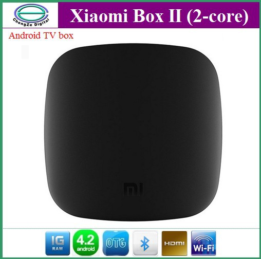 Original XIAOMI Box HD Internet Wifi TV Box Media Player with Remote,Smart BOX For Phone,xiaomi Mi2 Best Accessories for TV(China (Mainland))