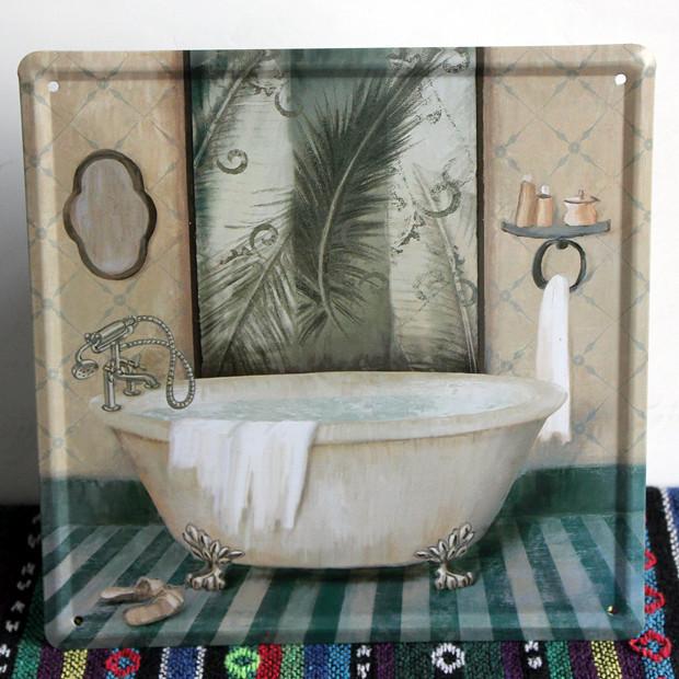 Popular Bathroom Wall Plaques Buy Cheap Bathroom Wall Plaques Lots