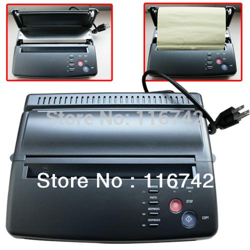 Transfer Tattoo Stencil Maker Machine