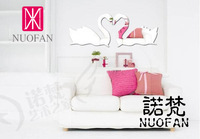 Wholesale Ikea Style Wholesale Ikea Style Diy home decoration mirror wall stickers fashion mirror surface wall stickers