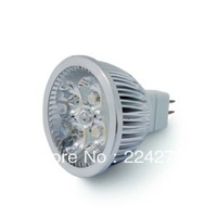 12V 4W MR16 Gu5.3 LED Spotlight Bulb, 35 Watt Incandescent Equivalent, Warm White