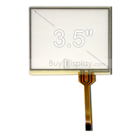 3.5 inch 3.5inch  LCD Touch Panel Screen for 3.5 TFT LCD Display Module with Free ZIF Connector