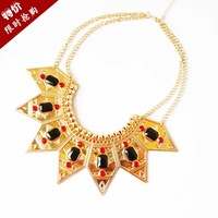 Free shipping min order$5 fashion jewelry high quality chain aesthetic c64 gold banquet charm necklace accessories birthday gift