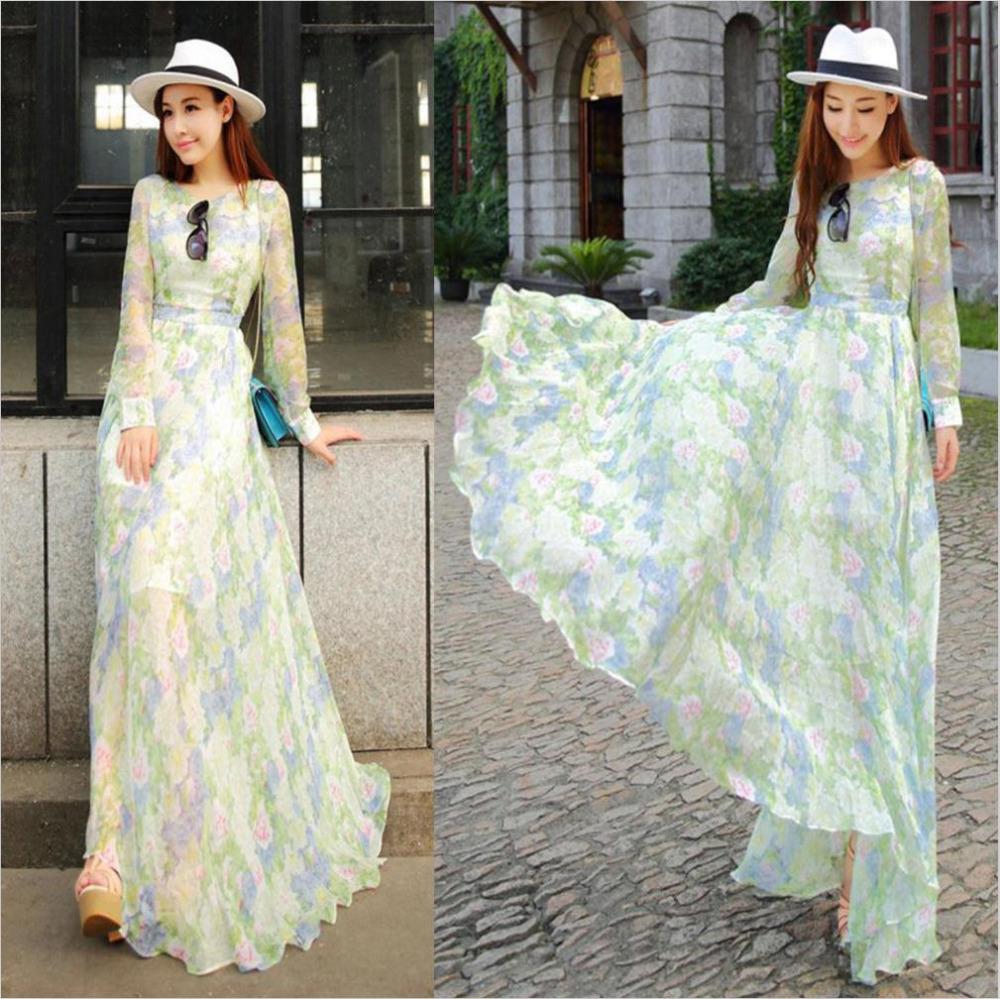 Beautiful Long Dress Casual Women39s Dress  Buy Fashion DressLong DressWomen