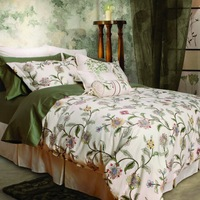 Top egypt  100%cotton bedding set  floral pattern duvet cover queen king luxury bedding sets