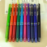 Free shipping Baile pilot frixion lfbk-23ef 0.5mm erasable unisex pen school pen