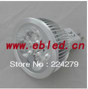 LED MR16 3200K Warm White Spotlight 12V 4W (330 Lumen - 50 Watt Equivalent)