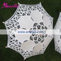 Free Shipping Baby Shower Decoration Umbrella Kid's lace parasol Photo studio props