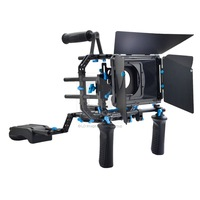 New Arrival! Fotga DP3000 Follow Focus Matte Box Stabilizer Support Rig Kit f P0007661 Free Shipping