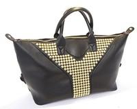 Free Shipping 2013 New Fashion Personalize PU messenger bags Modern Noble Women Handbag Shoulder Bag, LG54