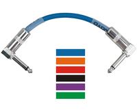 JOYO CM-11 Colorful Connection Cable for Guitar Bass Effect  Pedal Cable 6 pieces/lot