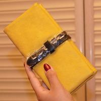 Vintage Wallet Women's PU Leather Purse Female Fashion Designer 2013 New Drawstring Clutch Bag Brand Style High Quality