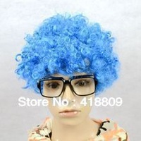 2014 World Cup fans wigs--Cosplay wigs free shipping