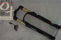 Fork 650b epicon mountain bike suspension fork 27.5 taper pipe bucket shaft classic