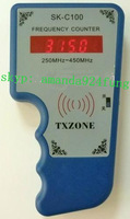 SK-C100 handheld frequency tester