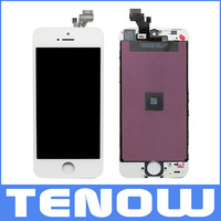 ORIGINAL 100% Replacement LCD Touch Screen and Digitizer For Apple iPhone 5 BLACK Freeshipping+ Tools