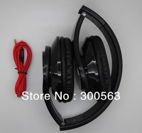 Free shipping mp3 mp4 DJ headset computer earphones,stereo headset HD music headphones,portable Headset with 3.5mm cable