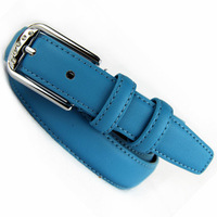 Fashion casual pants Belt female personality cowhide Belt women's 2013 trend of genuineLeather Belt  Free Shipping