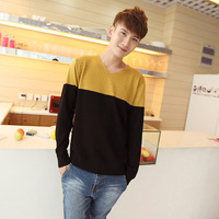 Autumn and winter polo cardigan sweater for men fashion cashmere sweater