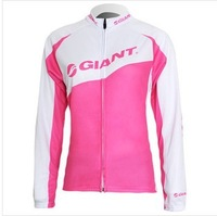 2013New   Bicycle Bike Team Sport Cycling Jersey S-3XL 3D coolmax padding bib long sleeve pants and clothes FOR WOMEN