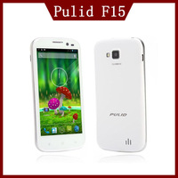 New Pulid F15 Quad Core phone Android 4.2 MTK6589 1.2GHz Android phone 1G+4G ROM QHD IPS Screen 5Mp Camera Mobile phone