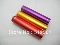 2600mAh Mini USB Battery Charger For iPhone MP3 Phone 50PCS Wholesale Universal Portable Mobile Power Bank