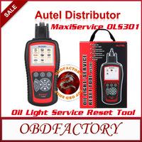 New 2014 Autel Oil Light Service Reset Tool Autel MaxiService OLS301 INSP Interval  Tools Electric obd2 Auto Diagnostic Tool