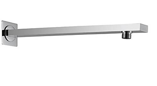 free shipping 37CM length Brass Shower Arm for Shower Head chrome color(China (Mainland))