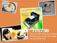 Cappuccino  printing machine , Coffee printing machine