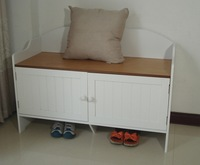Wooden Shoe Bench/Shoe Stool/Shoe Cabinet,HC-038