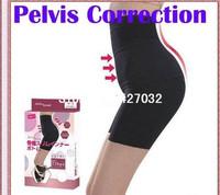 Super hip waist slimming stovepipe panties postpartum abdomen pelvis correction corset enhanced belt