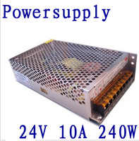 24V 10A 240W Switch Power Supply Driver For LED Strip Light