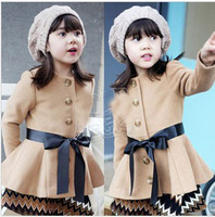 Fashion children outerwear for girl spring and autumn  wholesale and retail with free shipping