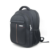 15 - 16 computer backpack nylon cloth business casual backpack multi-layer zipper quality shiralee