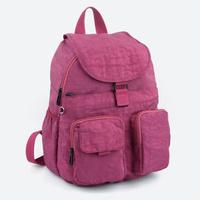 Bush female  travel bag student school bag nylon water-proof cloth bag shiralee
