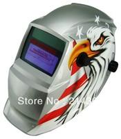 Promotion Li batery+Solar auto darkening welding mask/welding  helmet/Cap for MIG TIG ZX7 CT MAG wlng machine and plasma cutter