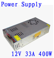 input 110V-240V 12V 33A 400W  LED Switching Power Supply