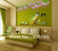 Free Shipping Bedroom Living Room Wall Sticker Mural Art Vinyl Decor Home Wholesale