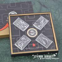 Jiantai kerosene, self-shade lighter casual sports grinding wheel firetone open flame male gift