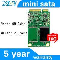 MINI SATA 16G SSD .mini pcie sata ,thin client wifi ,High efficiency !!