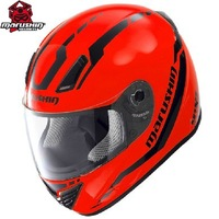 Lens ultra-light motorcycle helmet car helmet 999rs gp red
