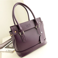 2013 new winter handbags leather bow shoulder bag Mobile Messenger bag ladies