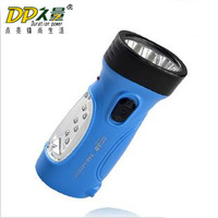 Led-9011 multifunctional charge flashlight mini flashlight led flashlight portable outdoor household