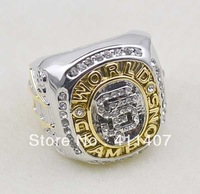 Free Shipping 2010 San Francisco Giants World Series Championship Ring Custom Ring
