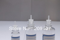 Free Shipping Fedex, 2500pcs/LOT 10ml PET Bottles Child proof cap And Long Thin Tip with tamper evident /triangle cap
