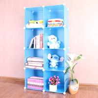 Bookcase simple bookshelf child fashion diy bookcase