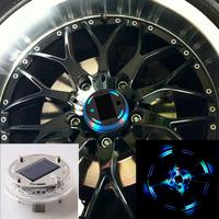 New 2013 Wheel Led light Solar Wheel Lamps Led Car Wheel Decoration Led light For All Cars ford focus 2