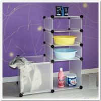 Magicaf storage cabinet basin rack laundry bucket basin rack storage
