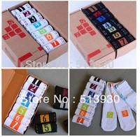 High Quality 7 Days Men Week Socks Men's Weekly socks fashion Mens socks Free Shipping Drop Shipping